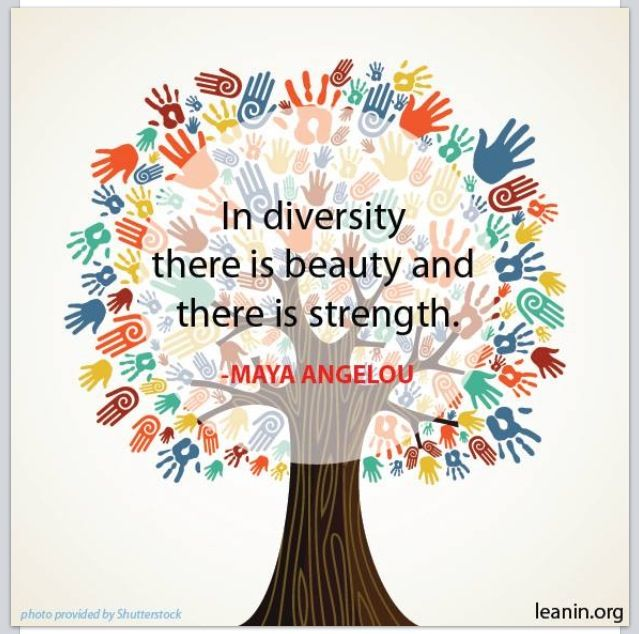 Diversity And Inclusion Quotes: 17 Best Images About Diversity And Inclusion On Pinterest