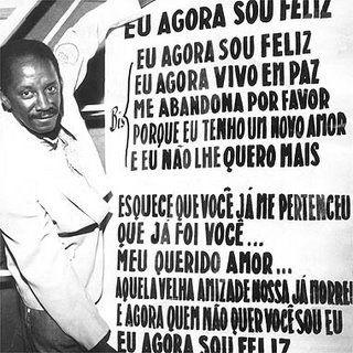 JAMELÃO (*12/5/1913 +14/6/2008) - Cantor e compositor de samba, Jamelão (José Bispo Clementino dos Santos) foi o maior intérprete dos sambas das Estação Primeira de Mangueira até hoje. Você é apaixonado por samba e Música Brasileira? Visite o Traço de União ->> http://www.tracodeuniao.com.br