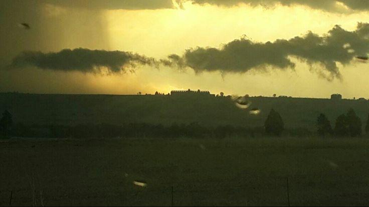 SA- Free State - 20km outside Frankfort