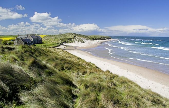 northumberland coast | The Northumberland Coast AONB offers some of the finest coastal ...