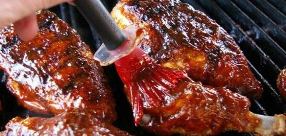 Honing barbecue saus - BBQ-helden