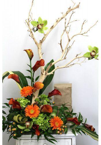 Simplicité #Adornosflorales #weddingflowerarrangements