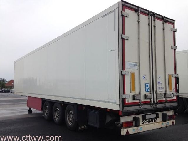 Schmitz SKO 24 - Commercial vehicle trade