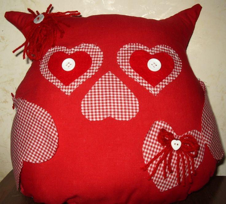 valentine's owl