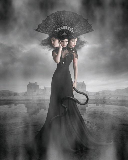 3 Fases da Lua: Hécate, a deusa dos caminhos