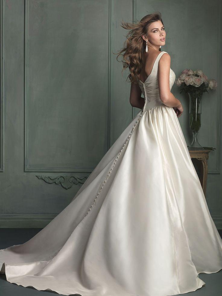 1012 best ♊ ALLURE BRIDAL ♊ images on Pinterest | Wedding ...