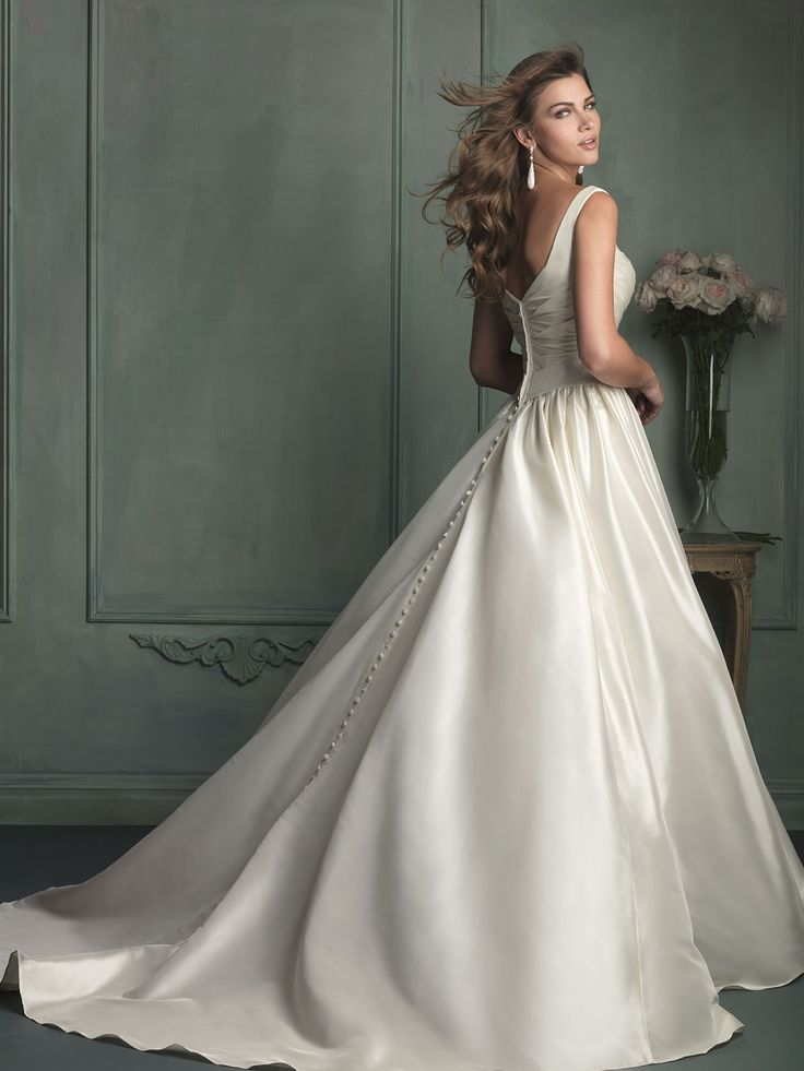 Allure bridals allure collection style 9108 for Cheap allure wedding dresses