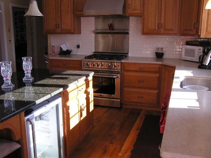 stainless backsplash kitchen pinterest ideas models and shelves