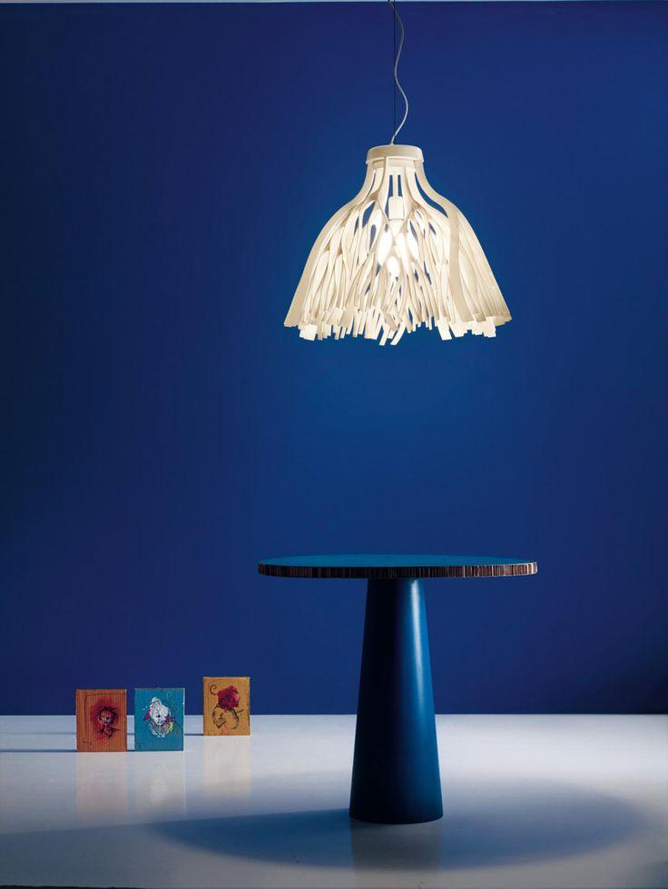 Top 10 Matali Crasset's feeling for design | Matali Crasset in 10 pieces of design | Foglie, Pallucco, 2010 | @pallucco @matalicrasset #designbest |