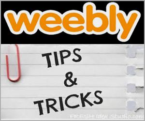 Learn Weebly tips and tricks to make a stunning Weebly site for free without any technical knowledge just by using various elements or modifying HTML/CSS.