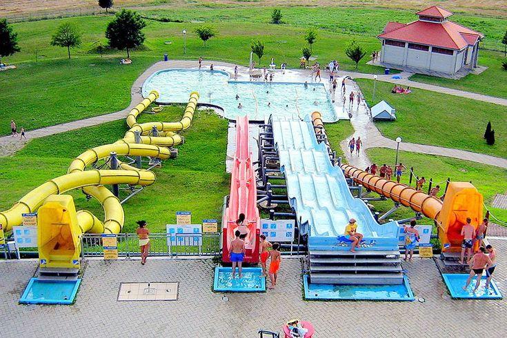 AquaCity Vízicsúszda és Élménypark - Zalaegerszeg