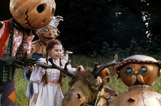 The Return to Oz... awesome movie!