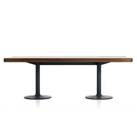 le corbusier dining table dimensions cassina tab tabs style lc6