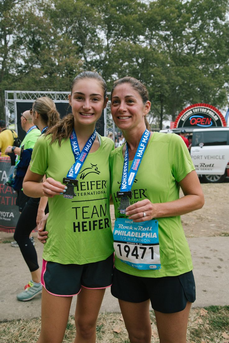 Earn a free bib, receive racing swag and end hunger when you start a Team Heifer fundraising page. Join our endurance community making a difference to change lives.