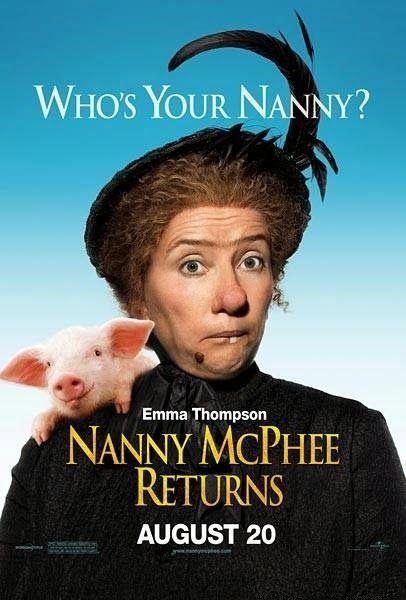 Nanny McPhee Returns - Η Νάννι ΜακΦι και ο Μεγάλος Σαματάς (2010)