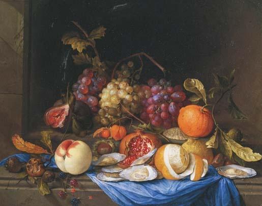 Thema,stilleven: bij een stilleven is er geen leven. Het bestaan meestal uit voorwerken fruit bijvoorbeeld. Ook de lichtval heeft veel invloed op het schilderij