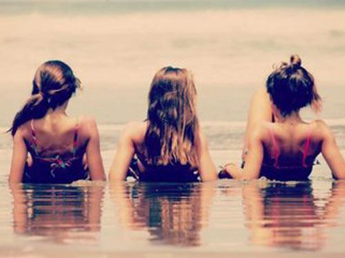 Summer. We're so going to the beach and taking pictures like this @Cassidy Denning @Anya Rashelle @That One Girl