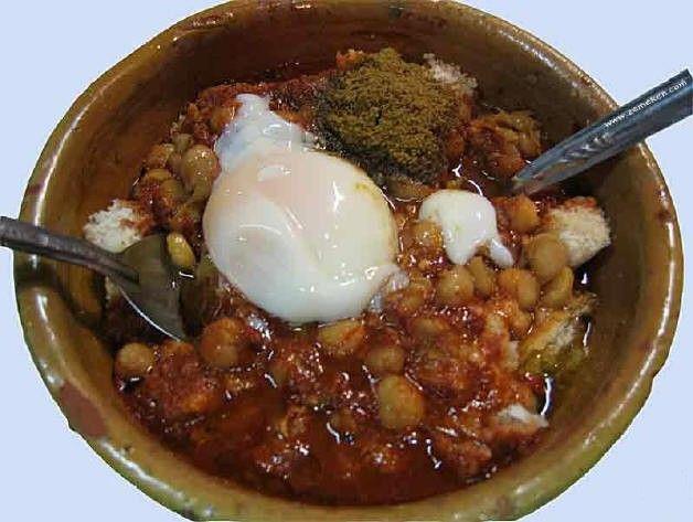 Cuisine Tunisie : Lablabi (en nabeul) | Tunisien Tunisie