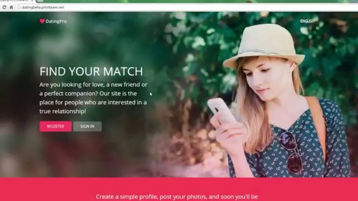 Build your own dating site