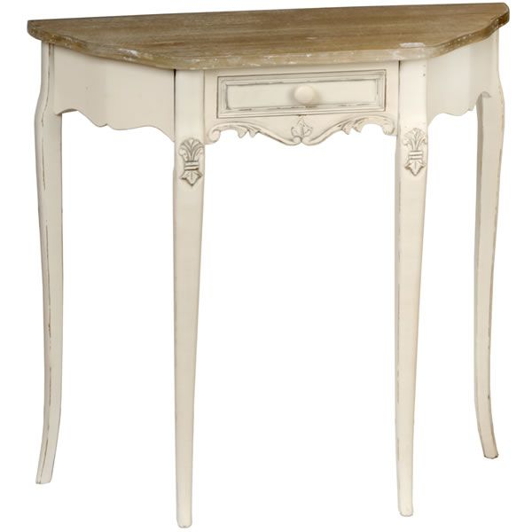 Cream Hall Table 9 best images about country furniture on pinterest | hall console