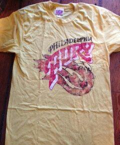 Philadelphia Fury Tee