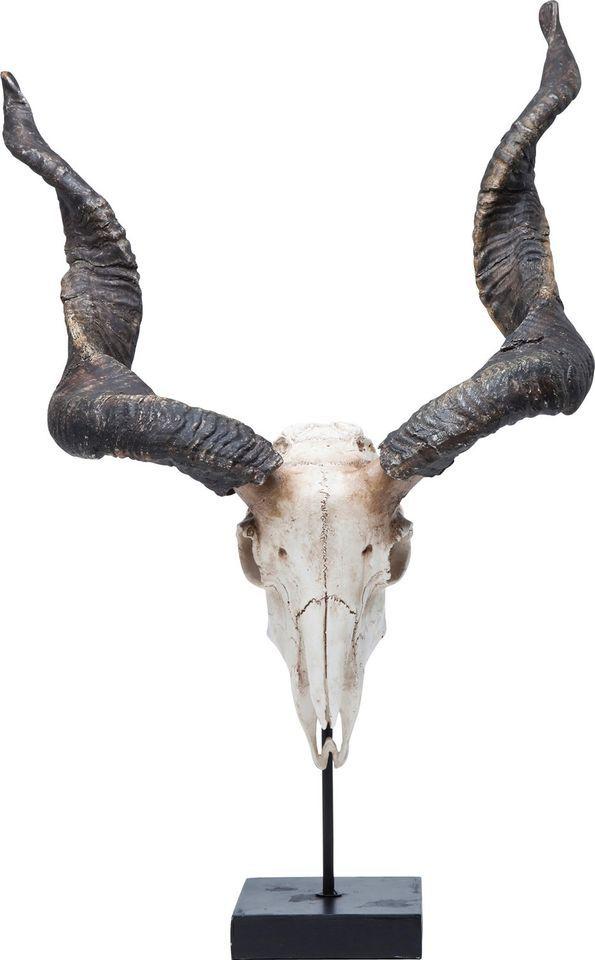 Popular Deko Figur Dekofigur Geweih Dekoration Tische Deko Antilope NEU KARE Design