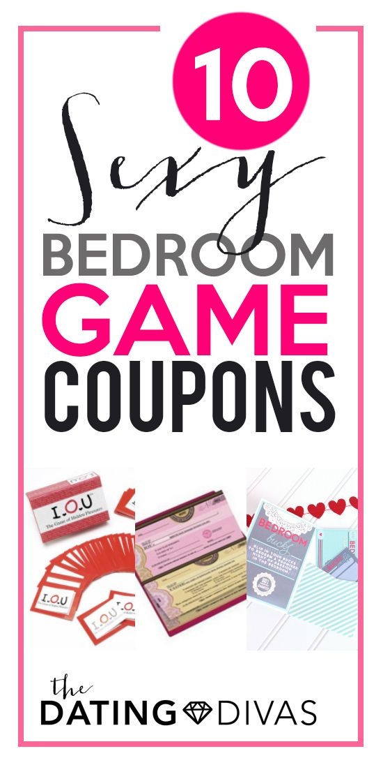 My husband would total freak out if I gave him some of these sexy bedroom coupons!! LOVE it!! www.TheDatingDivas.com