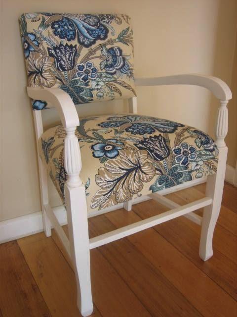 Revived bridge chair