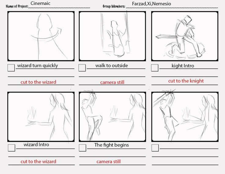 18 best StoryBoards and Comic Style Cinamatics images on Pinterest - what is storyboard