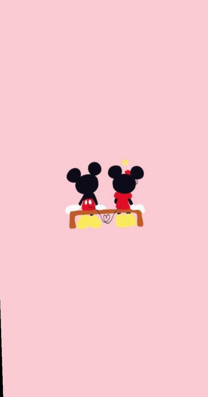 19 Wallpaper Disney Mickey Tumblr Disney Phone Wallpaper Wallpaper Iphone Disney Valentines Wallpaper Iphone