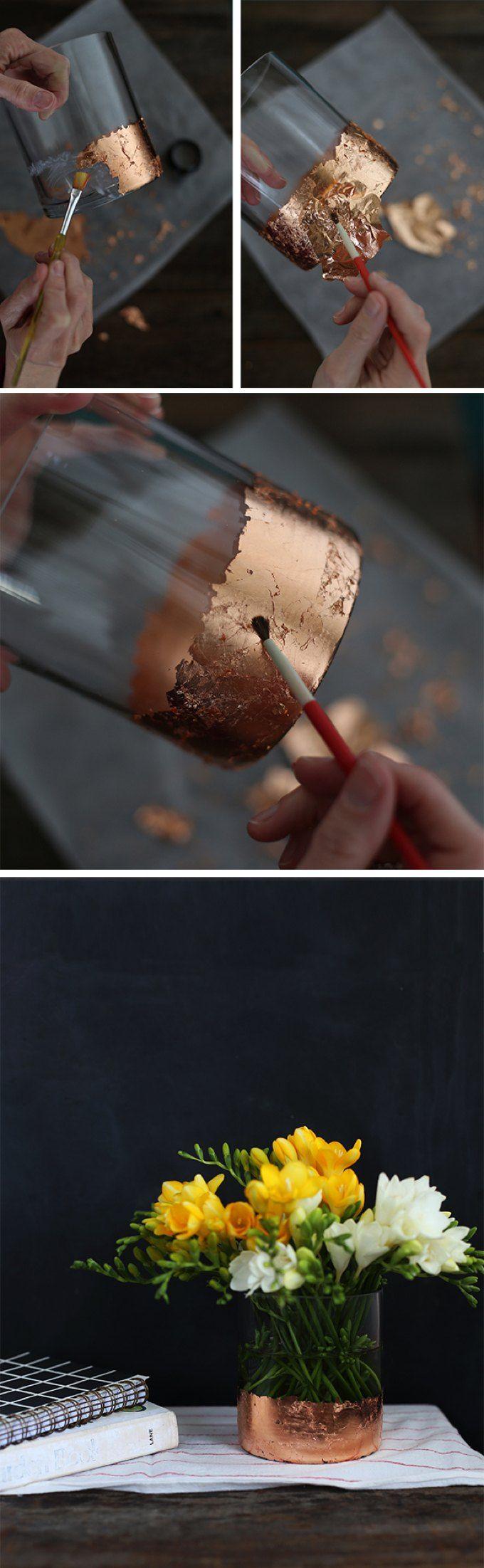 19 Super DIY Kupfer Projekte für Ihre Inneneinrichtung