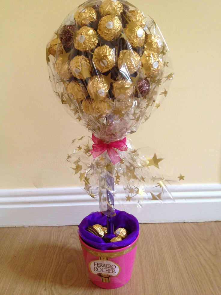 1000+ images about Ferrero Rocher Trees on Pinterest ...