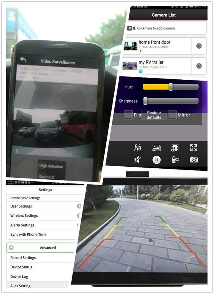 How to connect wireless backup camera to iphone in 2020