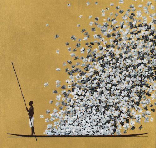 Pedro Ruiz (b. 1957, Bogotá, Colombia) Paintings