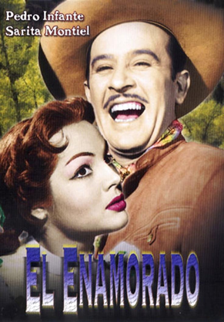 Sara Montiel y Pedro Infante en El Enamorado, 1951