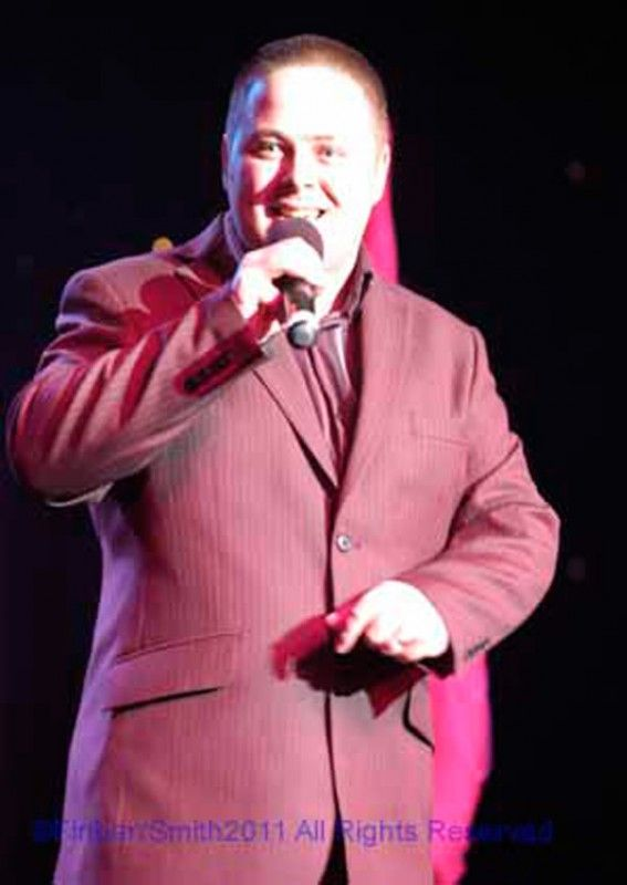 Finbarr Smith As Wedding Singer To Provide Operatic Songs And Live Singing Before During The