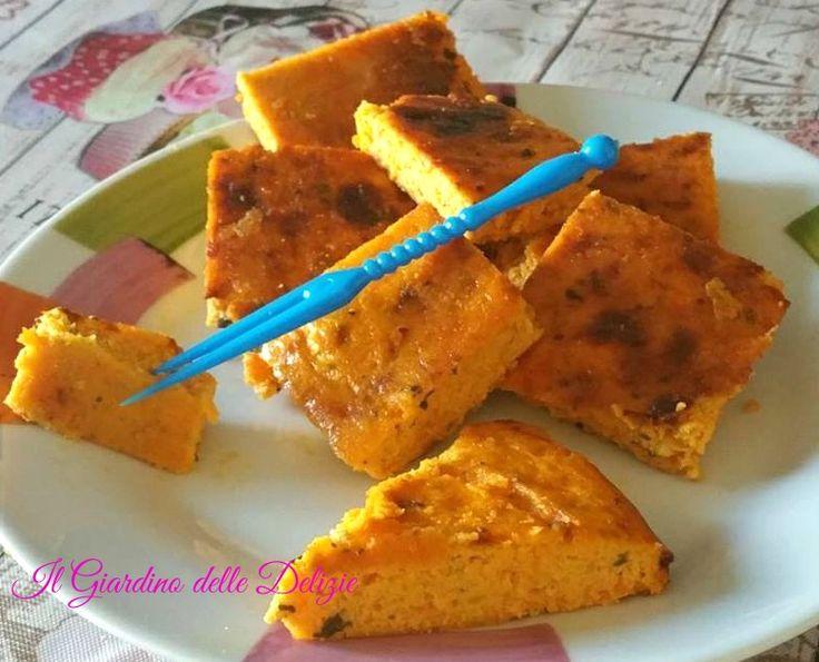 Antipasto+di+carote+in+frittata+al+forno