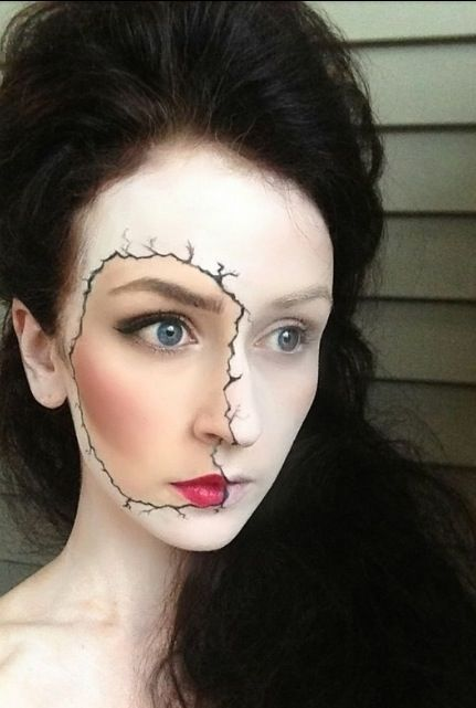 Holloween makeup idea