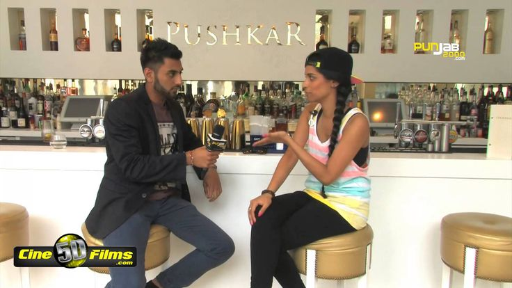 @Lilly Singh meets #Punjab2000 - The Interview
