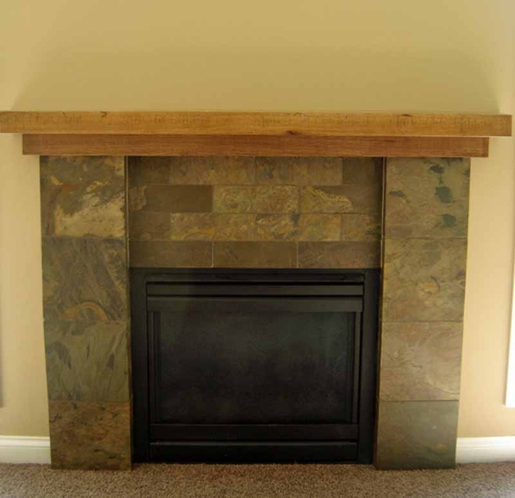 78 Images About Craftsman Style Fireplaces On Pinterest: 35 Best Fireplace Insert Surround Images On Pinterest