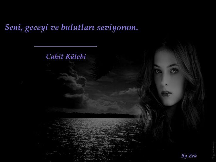 * Cahit Külebi