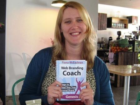 Fiona McEachran Author of Web Branding Coach Genesis Book