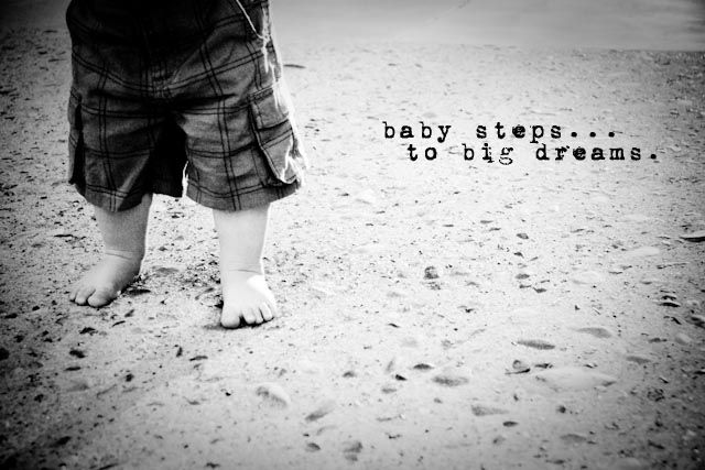 """[ARTICLE] """"How Baby Steps Lead to Big Results"""" -   KAIZEN might be your ticket to success. In Japanese, Kai means """"change"""" and Zen means """"better"""" so all Kaizen asks is that you take small, comfortable steps for continual improvement. Think of it as """"low key change"""" that seems so minimal, you wouldn't ever be intimidated by it. In this way, you are rewiring your nervous system, creating a calm change pattern and seeing results over time."""