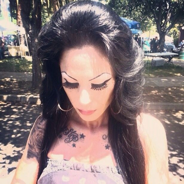 chola hair style 716 best images about chola y cholo s it s a 2110