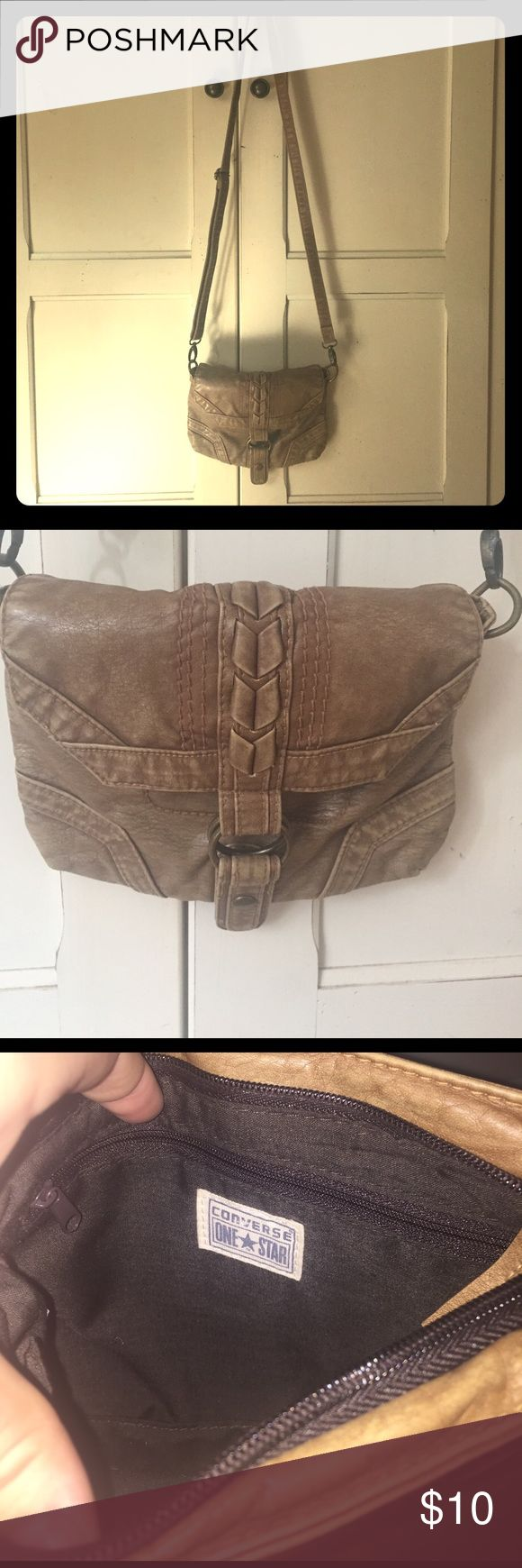 Converse Crossbody Purse Excellent condition, no signs of wear. Converse Bags Crossbody Bags