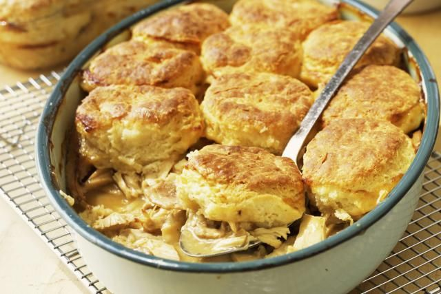14 Chicken Casseroles That Are Perfect for Everyday Meals: Fast and Easy Chicken and Biscuit Casserole
