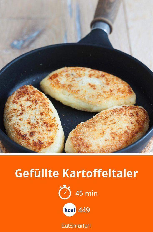 Rezept gefullte kartoffelpuffer