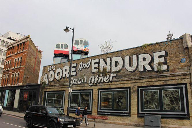 Te Levamos A #Shoreditch, O Bairro Mais Cool De #Londres #ModeficaPeloMundo