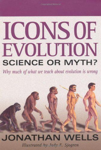 Icons of Evolution: Science or Myth? Why Much of What We Teach About Evolution Is Wrong by Jonathan Wells et al., http://www.amazon.com/dp/0895262002/ref=cm_sw_r_pi_dp_OBtaub0XWVP3K