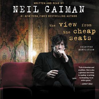 Canadian Bookworm: The View from the Cheap Seats